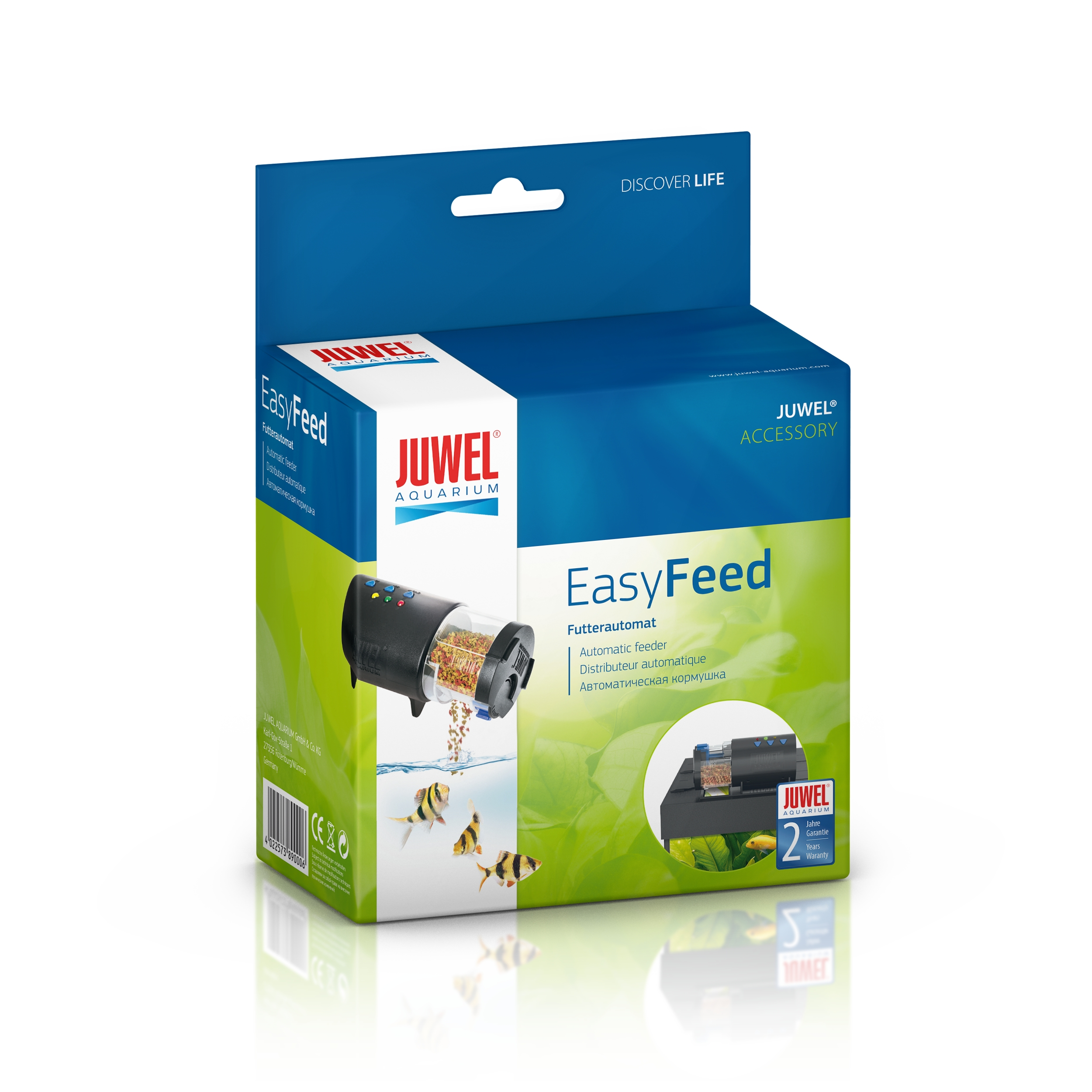 Fischfutterautomat Juwel EasyFeed Image